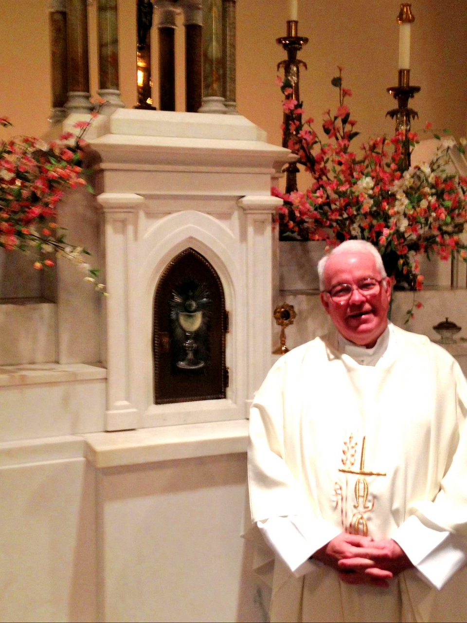 Image result for father groarke st. thomas